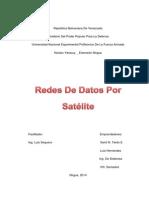 Redes de Datos Por Satelite