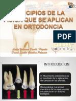 Principios de Fisica Enortodoncia- Biomecanica. Uribe