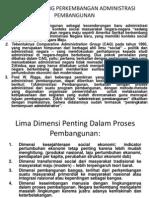 Power Point Adm Pembangunan
