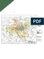 Hattiesburg Urbanized Area Map
