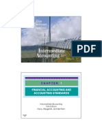 Intermediate Accounting - chap1