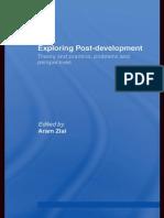 Exploring Post Development