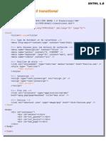 PDF Memento HTML CSS