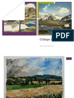 Collage Artists Landscape