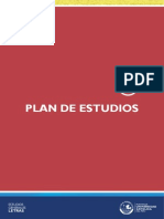 Plan de Estudios Estudios Generales LETRAS -2013-1