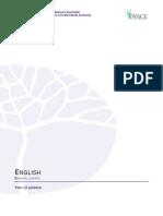 english y12 syllabus general pdf