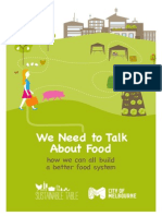 Sustainable Food Information Tool