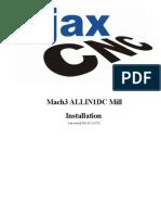 Ajax Mpu11 Allin1 Mach3 Mill Install