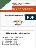 Primera Clase Control