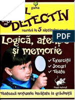 Micul Detectiv 5 6 Ani