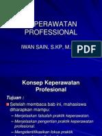 1 Keperawatan ProfessionalJ