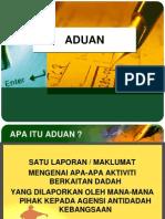 9. ADUAN