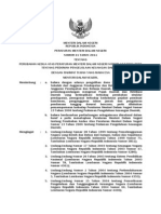 Permendagri Nomor 21 Tahun 2011