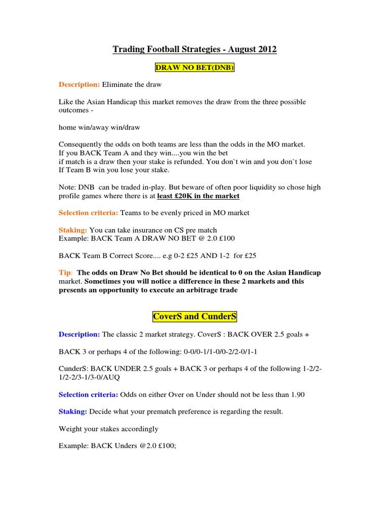 Winning spread betting strategies pdf files west brom vs aston villa betting tips