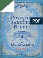 J.K.rowling - Povestile Bardului Beedle [Ibuc.info]