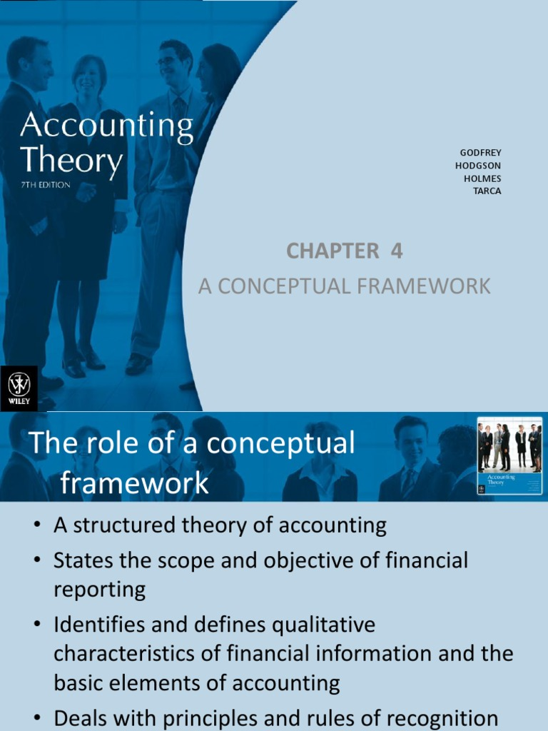 ch04 accounting theory | Financial Accounting Standards Board | Accounting