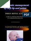 Nasoalveolar Moulding / orthodontic courses by Indian dental academy
