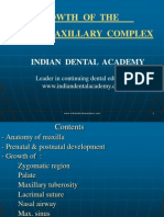 Na So Maxillary / orthodontic courses by Indian dental academy