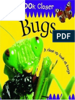 DK Dorling Kindersley - Bugs - Look Closer