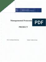 Proiect de Constructie