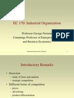 Ekonomi Industri pertemuan ke 1