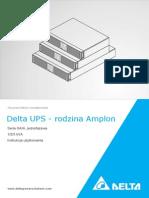 Delta UPS - rodzina Amplon