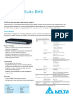 Delta InfraSuite EMS