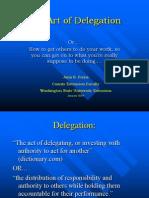 Art Delegation