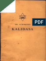 Kalidasa - Sri Aurobindo