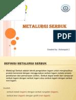 METALURGI SERBUK