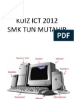 Kuiz Ict 2012