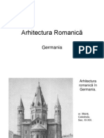 1. Arhitectura Romanica. Germania