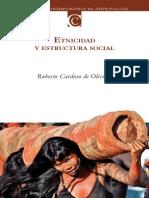 Cardoso de Oliveira Etnicidad y Estructura Social