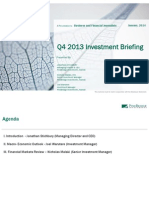 Q4 2013 Investment Briefing - FINAL With Script (1)