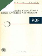 Enrico Berti-Contraddizione e Dialettica Negli Antichi e Nei Moderni-L'Epos (1987)