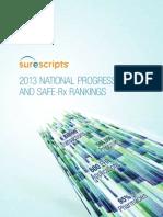 Surescripts 2013 National Progress Report