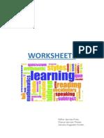 Worksheets Final