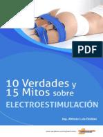 Manual Electroestimulacion