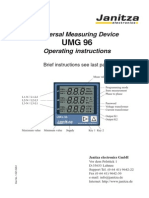 002 UMG96 Manual English - All Variants