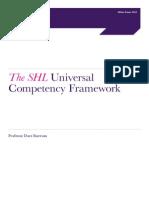 WhitePaper_Universal Competency Framework