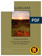 Ngarluma Language Dictionary