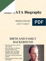 Jrd Tata Bio.