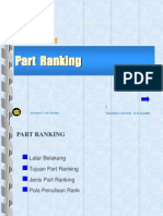 Part Ranking