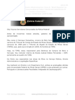 DPF - Ponto Dos Concursos - Ética - Aula 00