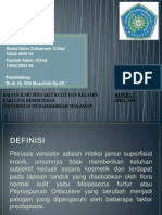 SLIDE REFERAT PITIRIASIS VERSIKOLOR GAFURAN