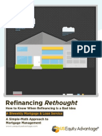 Refinancing Rethought