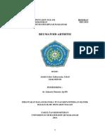 Referat Rheumatoid Artritis Gafuran