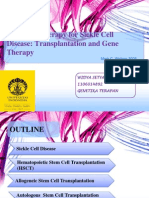 GENE THERAPY FOR SICKLE CELL DISEASE