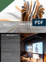 Directions 2012 PT 03 Resumo