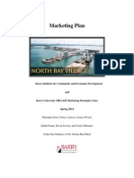 North Bay Village Marketing Plan